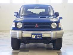 Mitsubishi Pajero. автомат, 4wd, 2.8 (140л.с.), дизель, 87 000тыс. км, б/п, нет птс. Под заказ