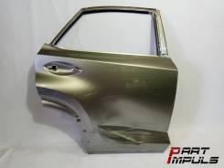 Дверь задняя правая Lexus NX200, NX300h, NX200t (07.2014 - н. в. )