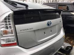 Крышка багажника. Toyota Prius, ZVW30, ZVW30L Двигатель 2ZRFXE