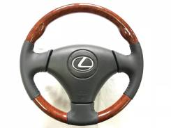 Руль. Toyota: Allion, Windom, Allex, Aurion, Aristo, Verossa, Ipsum, Avensis, Estima Hybrid, Corolla, Altezza, Estima, Avensis Verso, Vista, Mark II W...