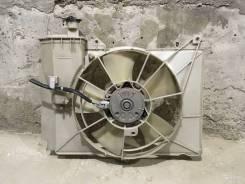 Вентилятор охлаждения радиатора. Toyota Funcargo