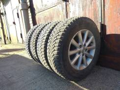 "Зимние колеса 215х70 R16 Nordman SUV. 6.5x16"" 5x114.30 ET45"