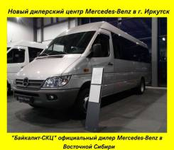 "Mercedes-Benz Sprinter 413 CDI. Новый дилерский центр Mercedes! 20 мест, ""Зимний пакет"", металлик, 23 места, В кредит, лизинг"