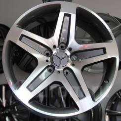 "Mercedes. 9.5x19"", 5x130.00, ET50, ЦО 84,1мм. Под заказ"