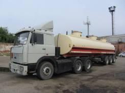 МАЗ 64229. Продаю седельный тягач в сцепке с ППЦ ОМТ, 243куб. см., 42 000кг., 6x4