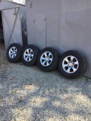 "Продам колеса. 7.5x17"" 6x139.70 ET25 ЦО 110,0мм."