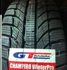 GT Radial Champiro WinterPro. Зимние, без шипов, 2018 год, без износа, 4 шт