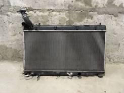 Радиатор охлаждения двигателя. Honda Jazz Honda Fit