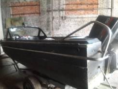 Амур-М. 2006 год год, двигатель подвесной, 90,00л.с., бензин