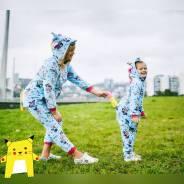 Пижамы–кигуруми.
