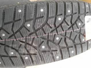 Bridgestone Blizzak Spike-02 SUV. Зимние, шипованные, 2019 год, без износа