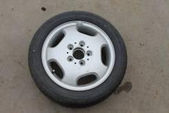 """Запасное колесо Mercedes-Benz w168 A-class R15. 5.5x15"""" 5x112.00 ET54"""