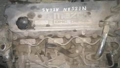 Трубка топливного насоса. Nissan Atlas, APR72L Двигатель 4HG1