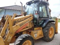 Case. 580 Super LE наработка 2400м/часов