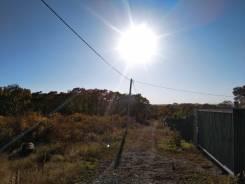 Участок в хорошем месте 10 соток с/о Дубки-1 с электричеством. 1 000кв.м., собственность, электричество. Фото участка