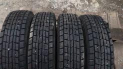 Dunlop. зимние, без шипов, б/у, износ 5%. Под заказ