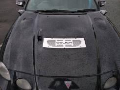 Капот. Toyota Celica, ST205 Двигатель 3SGTE