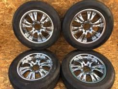 """Light Sport Wheels LS 139. 8.5x18"""", 6x139.70, ET10"""