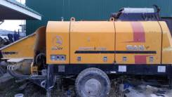 Sany HBT60C. Стационарный бетононасос SANY NBT 60С, 250,00м.