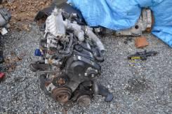 Двигатель в сборе. Nissan Skyline Двигатель RB25DET
