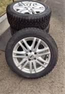 """Комплект зимних колёс на автомобиль Ford. 6.5x16"""" 5x108.00 ET50 ЦО 63,4мм."""