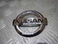 Эмблема на крышку багажника NISSAN QUASHQAI