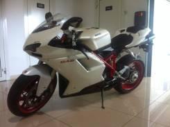 Ducati 848 Evo. исправен, птс, с пробегом