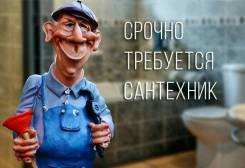 Сантехник. ИП Иванов И.И. Город (пригород)