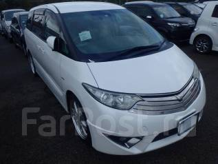 Toyota Estima. GSR55, 2GRFE