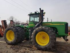 John Deere. Продаётся трактор John deer 9520, 450 л.с.
