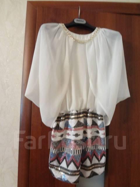 8c06acd579c Продам нарядное платье-тунику на девочку - Детская одежда во ...