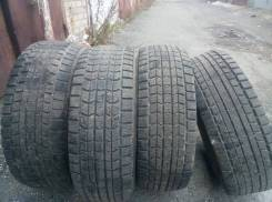 Dunlop Grandtrek SJ7. Зимние, без шипов, 2010 год, 30%, 4 шт
