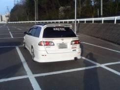 Задняя губа Toyota Caldina 210 MC Liberal