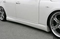 Пороги Toyota Mark-X GRX12 INGS+