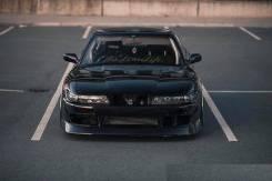 Передние крылья Nissan S13 Silvia BN-Sports BlisterWide +50мм