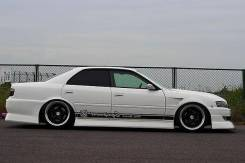 Пороги Toyota Chaser JZX100 BN-Sports