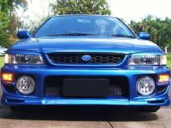 Реснички Subaru Impreza WRX STI GC8
