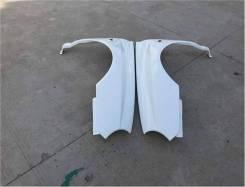 Передние крылья Subaru Impreza WRX STI GDA GDB 01-02г. v7 Blister +25мм