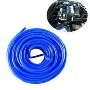 Шланг вакуумный силиконовый синий 4*7мм