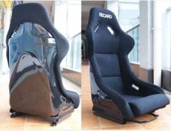 Сиденье спортивное Recaro Black style (normal size)