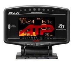 Датчик с показаниями авто 9 в 1 - Display Defi style Advance ZD -