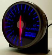 Датчик давления масла Oil Press механический Черный 60мм - HKS style