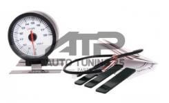 Датчик измерения напряжения Volt белый 60мм - Apexi
