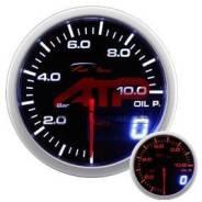 Датчик Depo Racing - 52mm черный Oil pressure давление масла