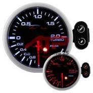Датчик Depo Racing - 60mm boost давление турбины с варнингами и пиками