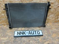 Hyundai Tucson Kia Sportage 2 Радиатор охлаждения МТ