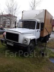 ГАЗ 3307. Продается ГАЗ-3307 фургон, 4 250куб. см., 5 000кг., 4x2