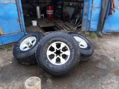"""Продам комплект колес R16. 10.0x16"""" 6x139.70 ET-38 ЦО 110,0мм."""