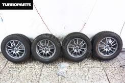 """Литье GYLE + Зимняя резина Dunlop ''16 [Turboparts]. 6.5x16"""" 5x114.30 ET47"""