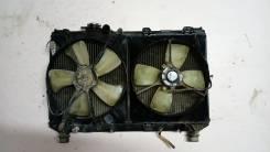 Радиатор охлаждения двигателя. Toyota Vista, SV30, SV32, SV33, SV35 Toyota Camry, SV30, SV32, SV33, SV35 Двигатели: 3SFE, 3SGE, 3SGELU, 4SFE